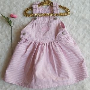 Oshkosh b'gosh overalls dress 💕